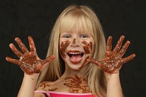 Шоколадный разгрузочный день