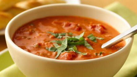 Рецепт томатного супа аля Friday's
