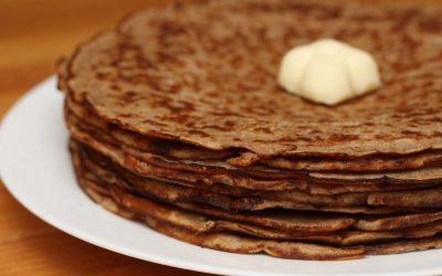 Гречишные блины: 10 русских рецептов