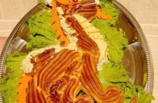 Дракон мясной закусочный