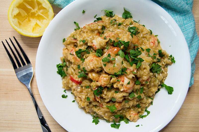 Бурый рис рецепты приготовления с фото
