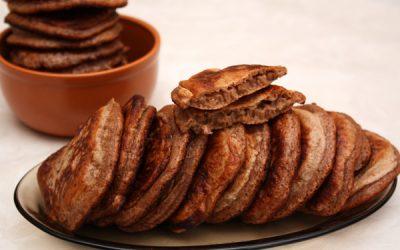 Шоколадные оладьи: 9 сладких рецептов