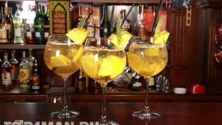 Ананасы в шампанском: 3 рецепта