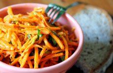 Морковь по-корейски: 4 рецепта