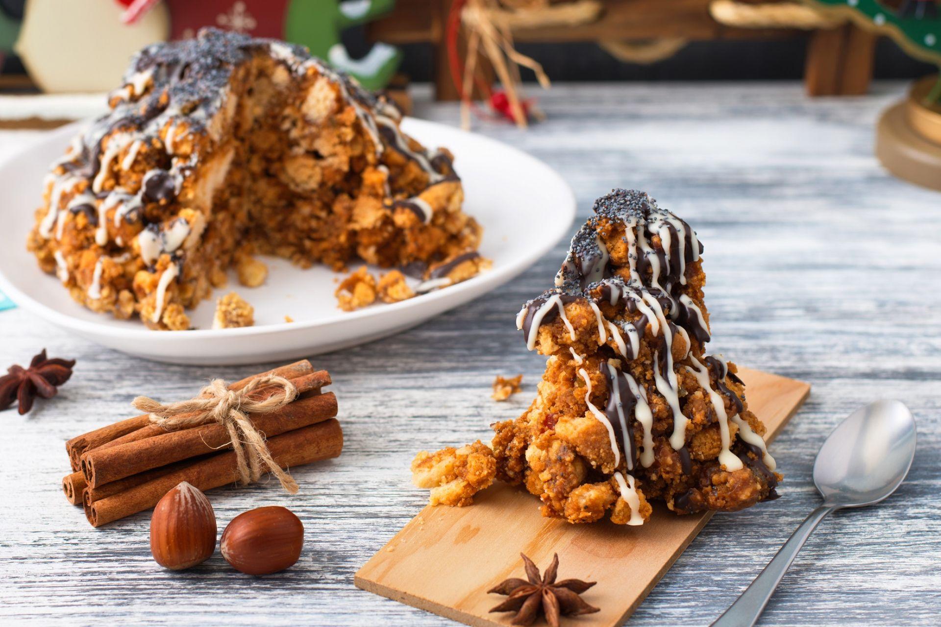 торт муравейник с картинками лучшие итальянская