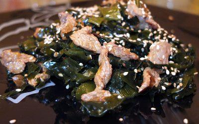 Рецепты с морской капустой: 13 блюд