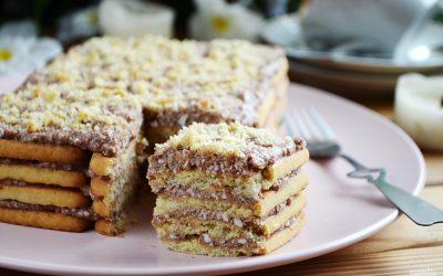 Торты из печенья: 11 рецептов