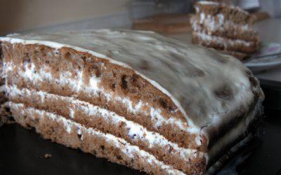 Торт «Негр в пене»: 3 рецепта