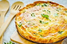 Сырный пирог: 8 рецептов