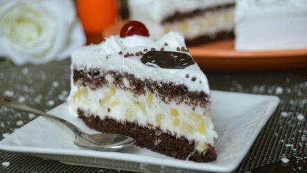 Простой торт: 9 лучших рецептов