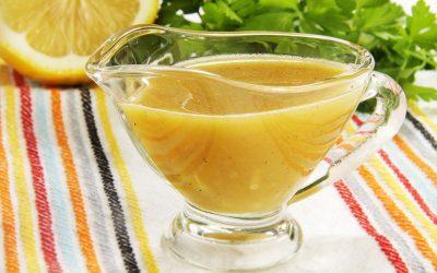 Соусы с уксусом: 13 самых лучших рецептов