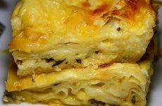 Пирог из лаваша с сыром: 6 рецептов