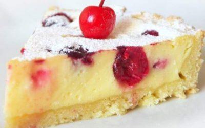 Пирог из творожного теста: 7 рецептов