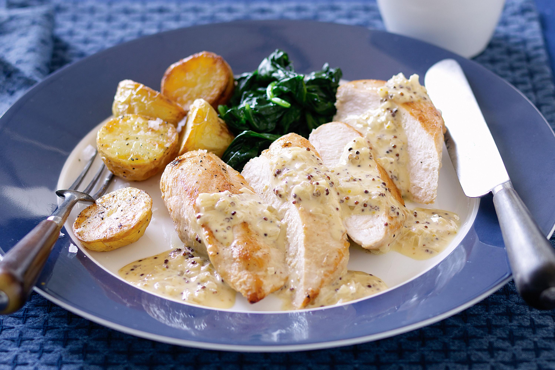 Что приготовить из куриного филе рецепты