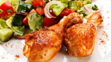 Куриные ножки, запеченные в духовке: 6 рецептов