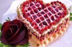 Салат «Любовница»: 11 рецептов с фото