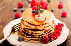 Фитнес-блины и блинчики: 9 рецептов