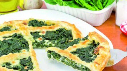 Пирог с черемшой: 4 рецепта