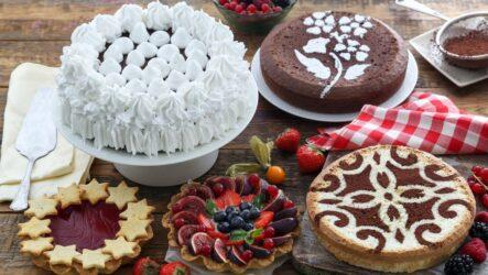 Как быстро украсить торт: 6 простых вариантов