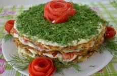 Торт из кабачков: 4 лучших рецепта