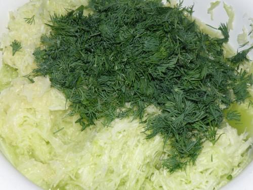 Пирог из кабачков с сыром рецепт слоями