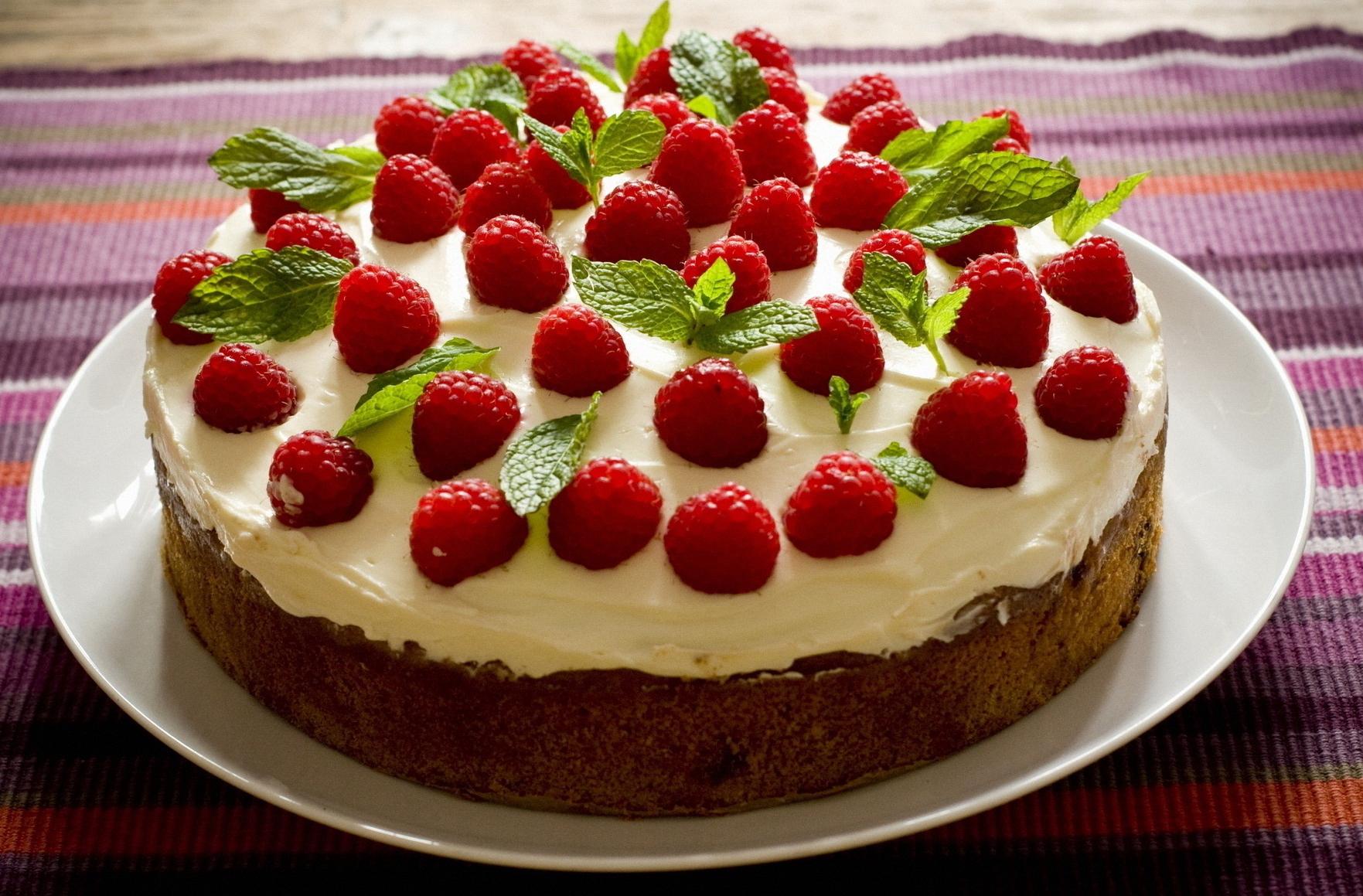 Легко и быстро приготовить торт