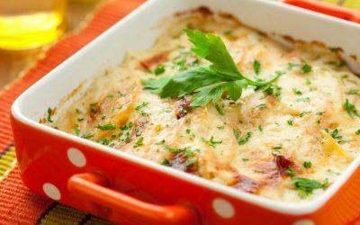 Картошка по-французски с фаршем: 8 сытных рецептов