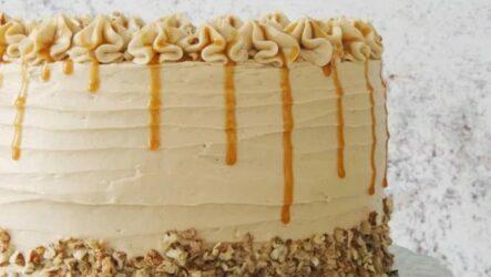 Крем для торта со сгущенкой: 10 сладких рецептов