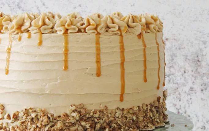 Крем для торта со сгущенкой