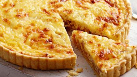 Лоранский киш: 8 самых интересных рецептов
