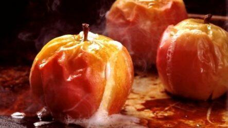 Яблоки в микроволновке: 10 сладких рецептов