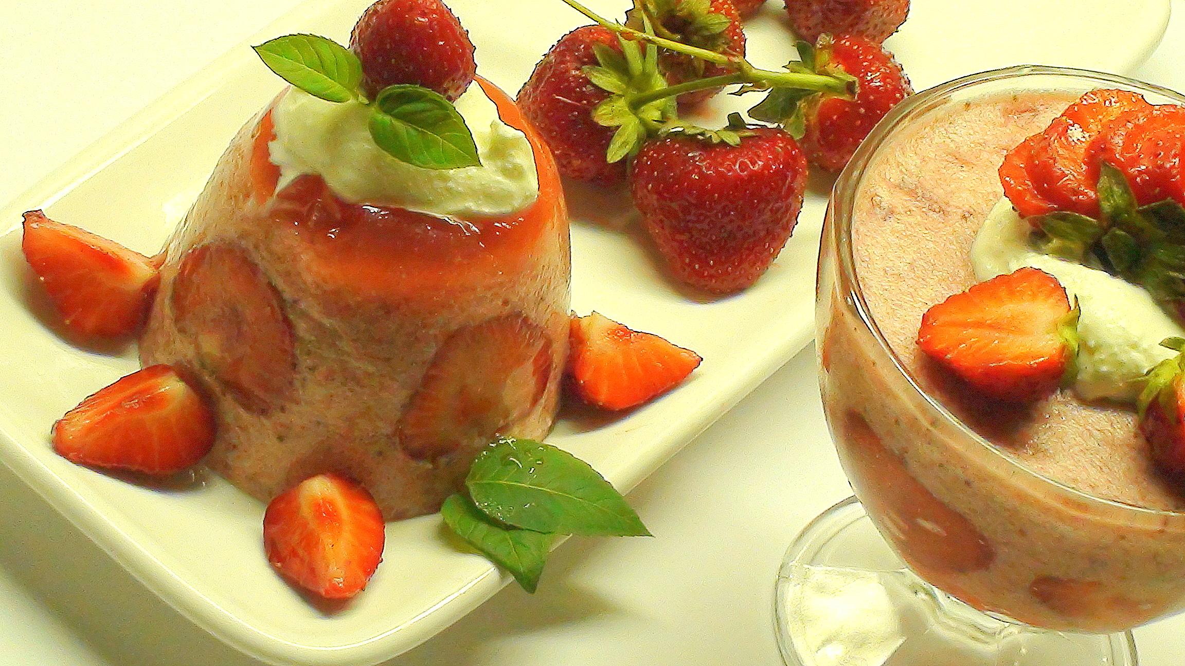 Блюда с фруктами рецепты