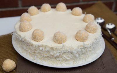 Домашний торт Рафаэлло: 7 сладких рецептов