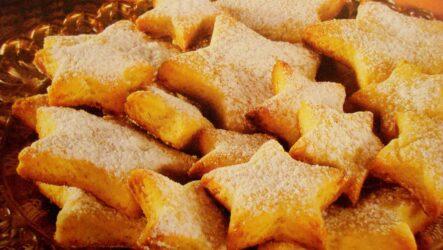 Рассыпчатое печенье: 9 сладких рецептов