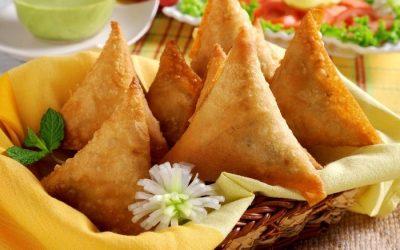 Самос: 7 рецептов индийской кухни
