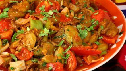 Тушеные овощи в мультиварке: 9 полезных рецептов