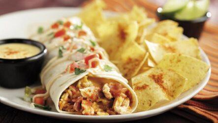 Бурито: 8 мексиканских рецептов