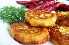 Котлеты из картофельного пюре: 10 простых рецептов