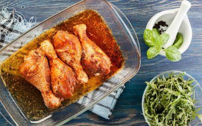 Маринад для шашлыка из курицы: 8 рецептов