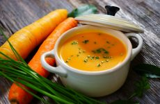 Морковный суп: 8 ярких рецептов
