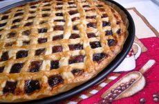 Пирог с вареньем в духовке: 9 сладких рецептов
