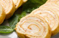 Рулет с плавленным сыром: 10 сытных рецептов