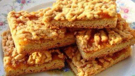 Тертый пирог с вареньем: 8 простых рецептов