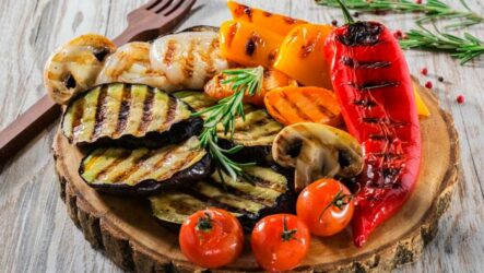 Овощи на гриле: 8 ароматных рецептов
