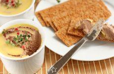 Паштет из гусиной печени: 8 полезных рецептов