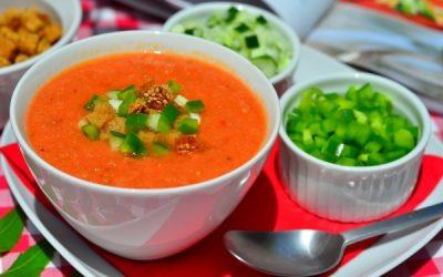 Холодные супы: 8 освежающих рецептов