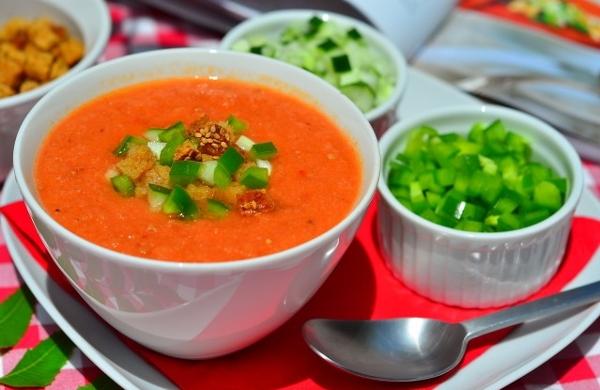 Как приготовить суп гаспачо в домашних условиях