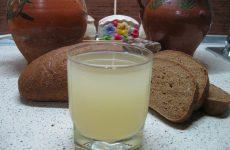 Домашний хлебный квас: 7 простых рецептов