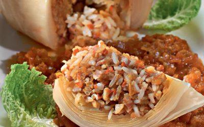 Фаршированная капуста: 8 несложных рецептов