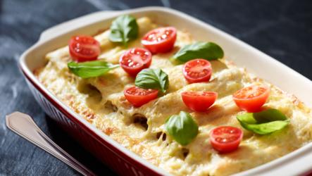 Каннеллони: 8 итальянских рецептов